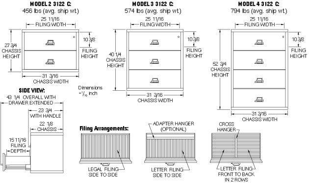 Lateral File Cabinet Sizes File Cabinet Ideas Hardwood Update ...