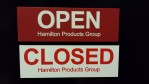 Magnetic Signs | Open / Closed Magenetic Signs