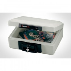 Fire Chest 1160 | Protects USB Thumb Drives, Paper Documents, CD's and DVD's