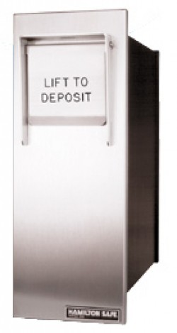 Special Envelope Depository Safe
