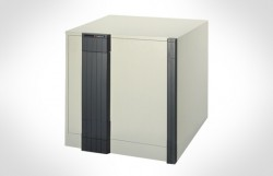 1816CN SentrySafe UL 350 1-Hour Rated Record Safe, 3.0 cu ft., key lock, 1 drawer, 1 adj. shelf