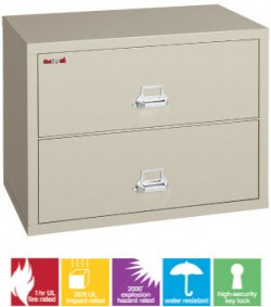 FireKing Fireproof Filing Cabinets : UL Fire Safe Files, Fire ...