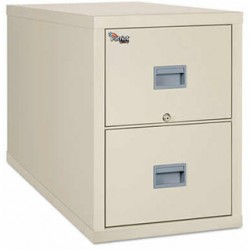 Fire Safe File Cabinet, 2 Drawer UL Rated 1 Hour fire safe