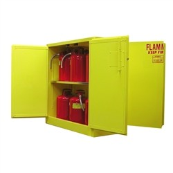4DA330 - Flammable (Dual Access) Storage Cabinets - 30 Gal. Storage Capacity