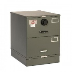 7110 00 082 6111 WPN | Class 5, Two Drawer Single