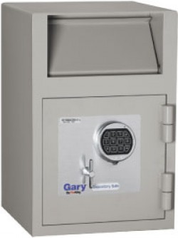 FireKing FB2114RE, Front Load Deposit Safe for Cash or Money