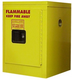 A102 - 4 Gal. capacity Flammable Storage Cabinet