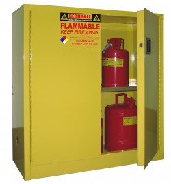 A130 - 30 Gal. capacity Flammable Storage Cabinet