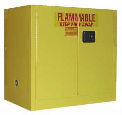 A131 - 30 Gal. capacity Flammable Storage Cabinet