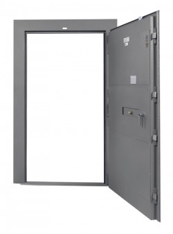 Class 5 Security Vault Door - 7110-00-935-1883  sc 1 st  Safefile.com & Class 5 Vault Doors Armory Doors Security Doors GSA Approved for ...