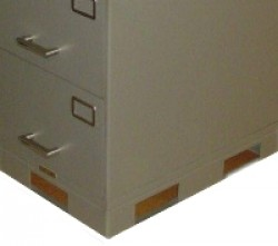 2 Drawer GSA File Cabinet, GSA Rated and Approved