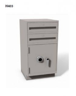 "Model H403 - Stand-up 38"" High Undercounter Cabinet"