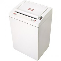 HSM Classic 411.2 HS L6 OMDD Cross-Cut Shredder; White Glove Delivery