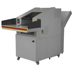HSM Powerline FA500.3 Cross-cut Continuous-Duty Industrial Shredder; white glove delivery