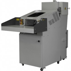 HSM Powerline SP 4040c V Cross-cut Shredder/Baler Combination; includes oiler, white glove delivery