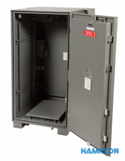 IPS Container 54-39-24, GSA Approved Class 5 with X10 Lock