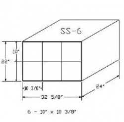 Configuration for Safety Deposit boxes
