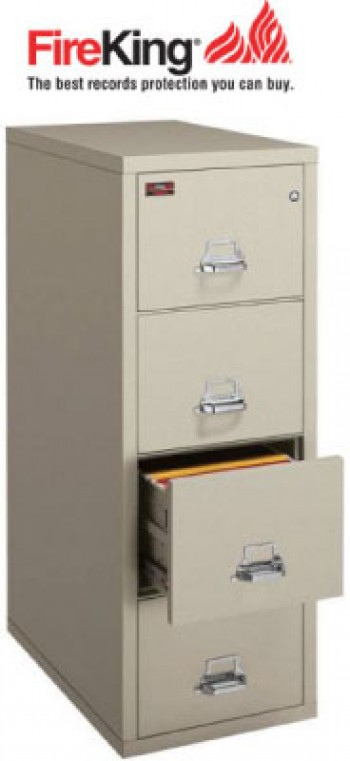 4 Drawers Of Fire Safe U0026 Water Resistance