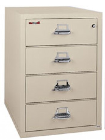 FireKing 4-2536-C Card, Check and Note Vertical Cabinet