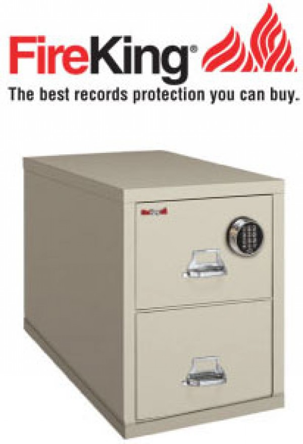Genial Hidden Burglary Safe In A Fireproof File Cabinet ...