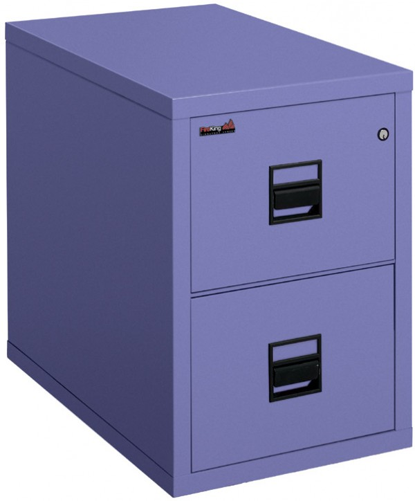 FireKing 2S2130-CSCML, Fireproof 2 Drawer Vertical File Cabinet
