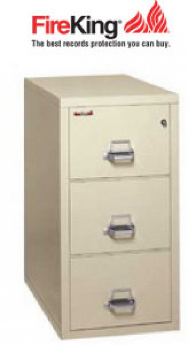 Fireproof Vertical File Cabinet
