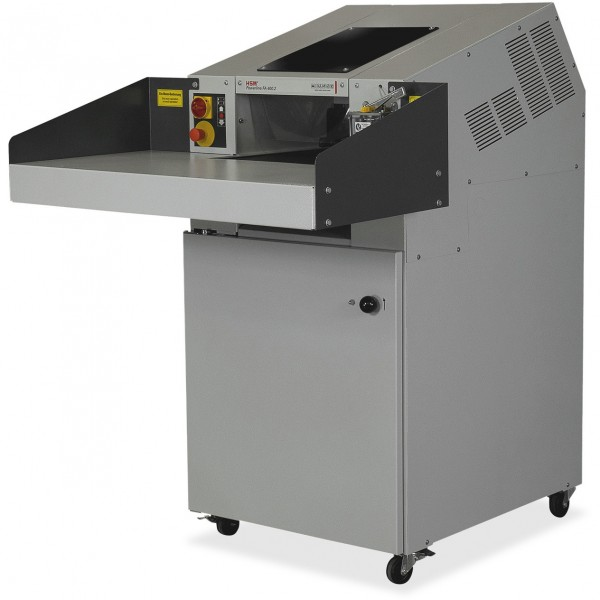 HSM1513WG HSM Powerline FA400.2 Strip-cut Continuous-Duty Industrial Shredder, White Glove Delivery