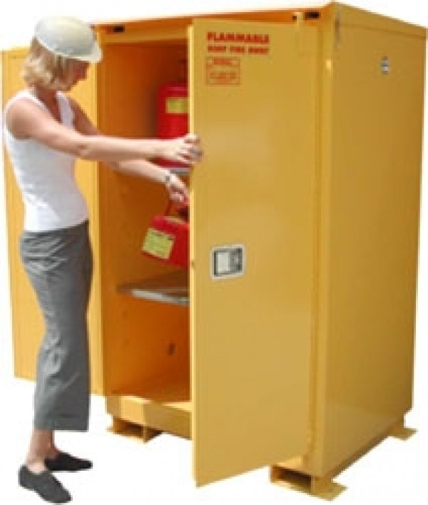 A190WP1 Securall Weatherproof Flammable Storage Cabinet OSHA Approved Safety & A190WP1 Securall Weatherproof Flammable Storage Cabinet OSHA ...