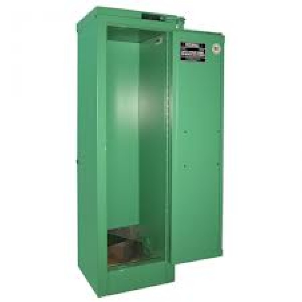 Mg304 Oxygen Gas Tank Storage Cabinet Size D Or E