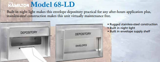 Hamilton Safe Banking Security Depositories Vaults And Doors